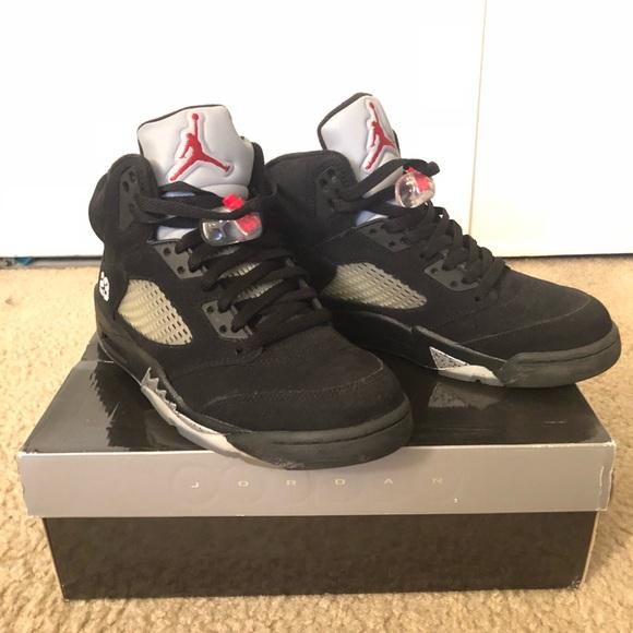 Jordan Shoes Retro 5 Metallic Poshmark
